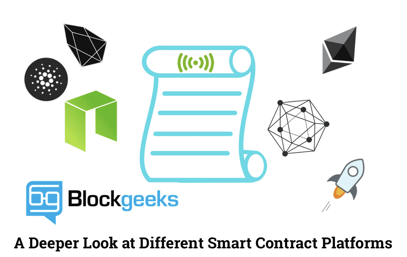 Ethereum Ushered In The Era Of Second Generation Blockchain And People Finally Saw True Potential Dapps Smart Contracts